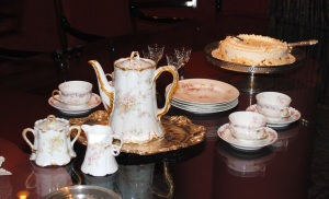 The Limoges Coffee Service