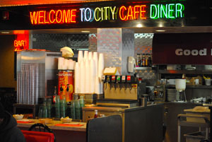 City Cafe Diner in Chattanooga